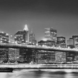 Komar Fotobehang vlies XXL2-320 Brooklyn Bridge