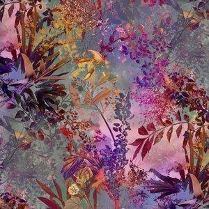 Komar Fotobehang 4-211 Wild Garden