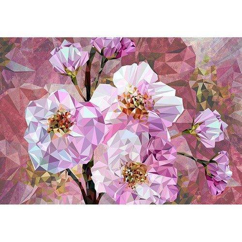 Komar Fotobehang vlies XXL4-064 Blooming gems