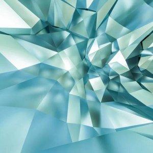 Komar Fotobehang 8-879  3D Crystal cave