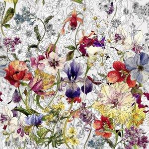 Komar Fotobehang 4-201 Flora