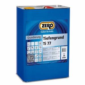 zero Tiefengrund Ti 77