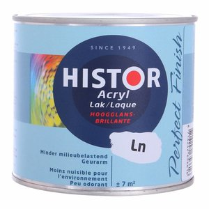 Histor Perfect Finish Hoogglans Lak - Acryl