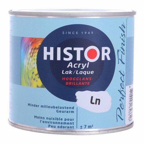 Histor Perfect Finish Hoogglans Lak - Acryl