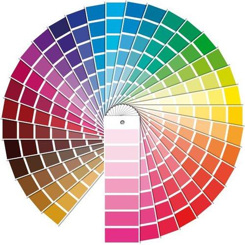Nieuwe kleurenwaaiers live!