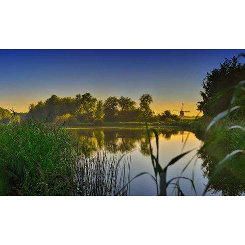 Noordwand  Holland Fotobehang Rotte 6091