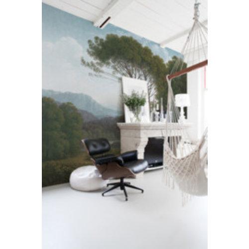 Dutch Painted Memories Mural Italian Landscape 8009