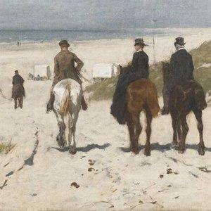 Dutch Painted Memories Mural Mornig Ride 8016