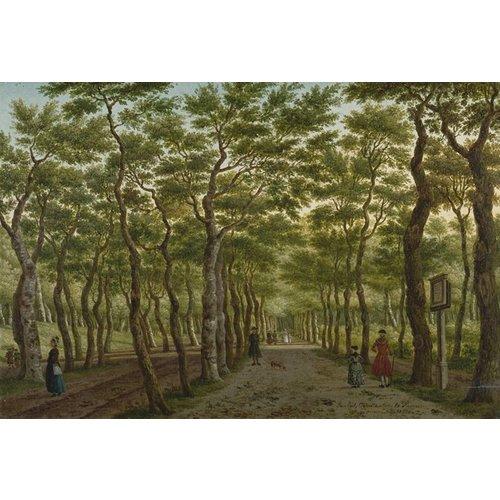 Dutch Painted Memories Mural The Herepad 8019