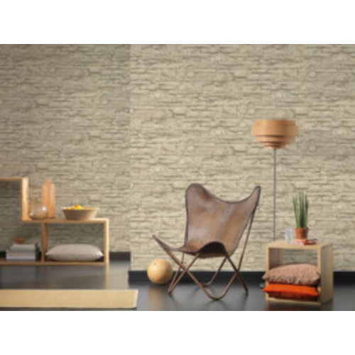 A.S. Creation Wood'n Stone 2 Steen behang 7071-30