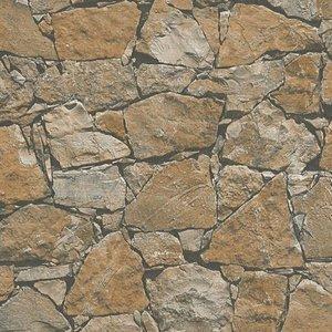 A.S. Creation Wood'n Stone 2 Steen behang 95863-1