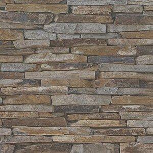 A.S. Creation Wood'n Stone 2 Steen behang 9142-17