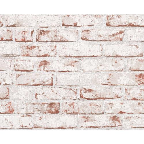 A.S. Creation Wood'n Stone 2 Steen behang 9078-13