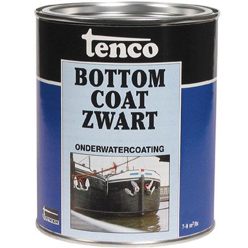 Tenco Bottomcoat zwart
