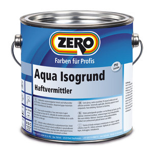 Zero Coatings Aqua Isogrund