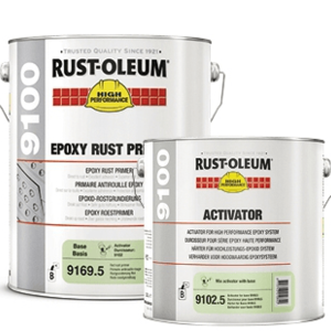 Rust-oleum 9169 epoxy roestprimer