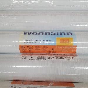 Marburg Vinylbehang gebroken wit