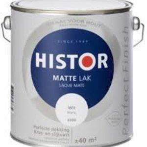 Histor Matte lak wit