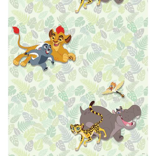 Dutch Dutch Disney Lion Guard behang WPD 9740
