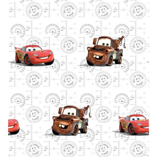 Dutch Dutch Disney Cars Lightning Mc Queen behang WPD 9730