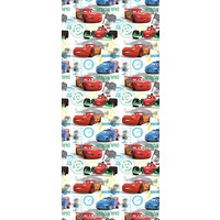 Dutch Disney Cars Sart Grid behang