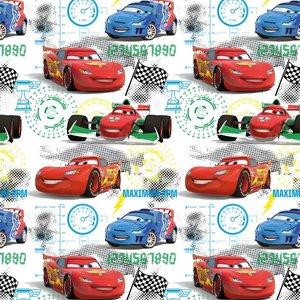 Dutch Dutch Disney Cars Sart Grid behang