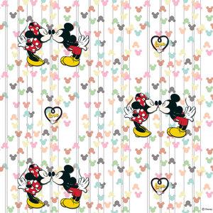 Dutch Dutch Disney Mickey Mouse & Minnie Kiss behang
