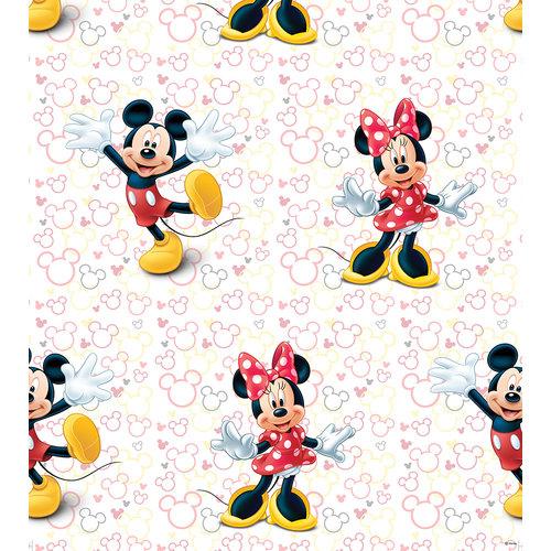 Dutch Dutch Disney Mickey Mouse & Minnie behang WPD 9748