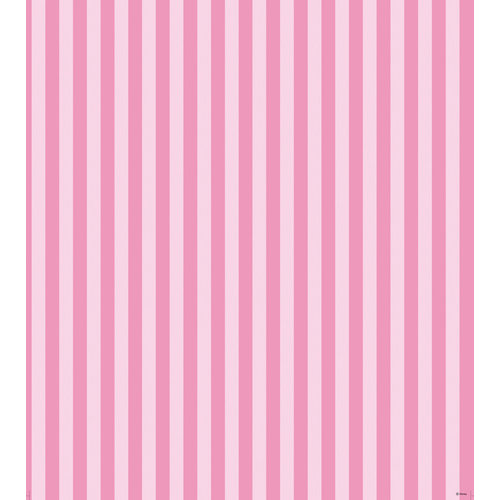 Dutch Dutch Disney Minnie Mouse & Daisy pink stripe behang WPD 9747