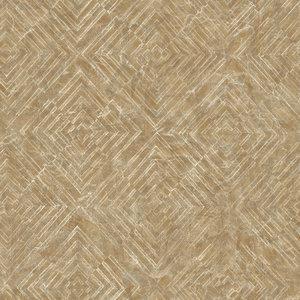 Dutch Dutch Restored Labyrinth Geometric behang 24000