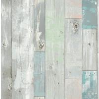 Dutch Restored Distressed hout behang 20416