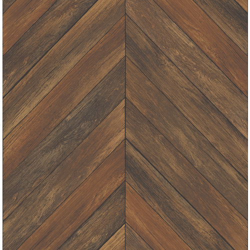 Dutch Dutch Restored Parisian Parquet behang 24007