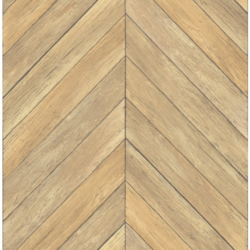 Dutch Dutch Restored Parisian Parquet behang 24004