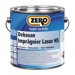 Zero Coatings Dekosan impregneerglazuur HS