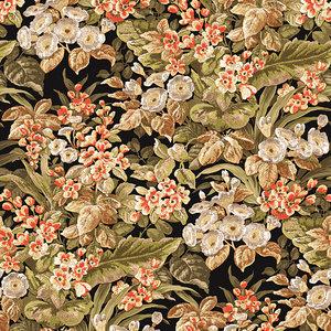 Dutch Dutch Beaux Arts II Floral Black BA220023