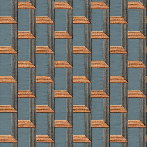 Dutch Dutch Wallstitch behang DE120076