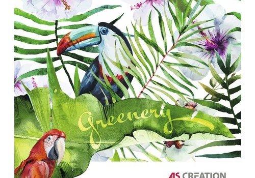 A.S. Creation Greenery