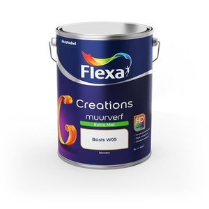 Flexa creations muurverf extra mat
