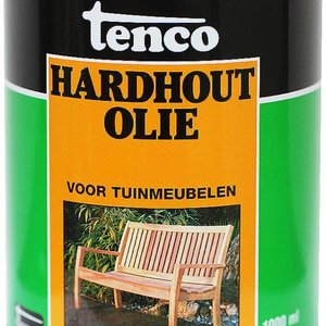 Tenco Hardhoutolie Naturel