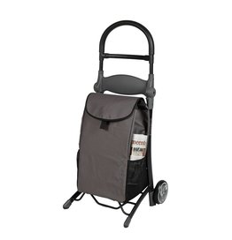 Wheelzahead RELAX&GO Shopping trolley with Seat