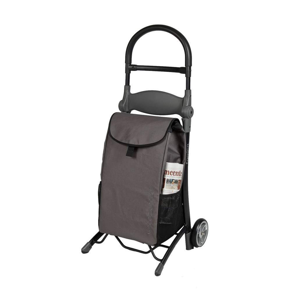 Wheelzahead RELAX&GO Einkaufswagen mit Sitz