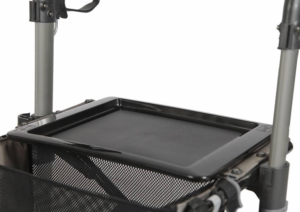Wheelzahead Black tray for Rollator TRACK
