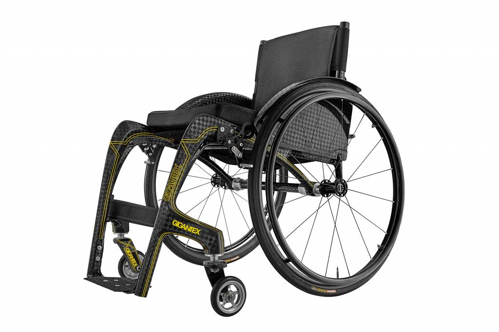 Gigantex Full Carbon wheelchair