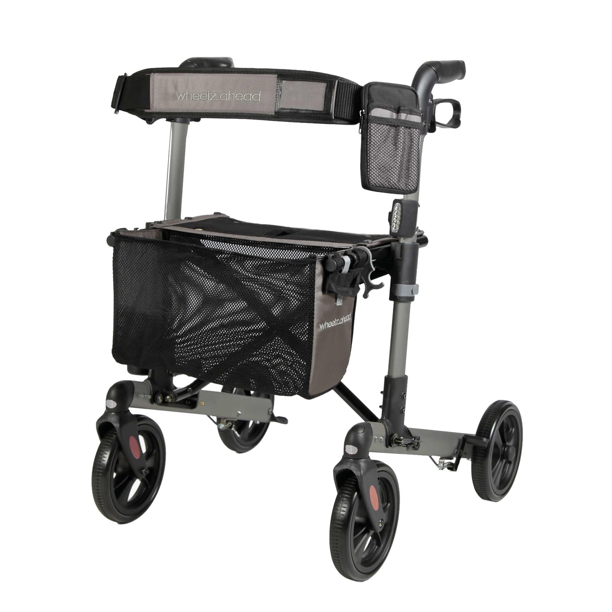 Wheelzahead Netz-Tasche TRACK