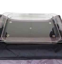 Wheelzahead Tray transparant for Rollator TRACK