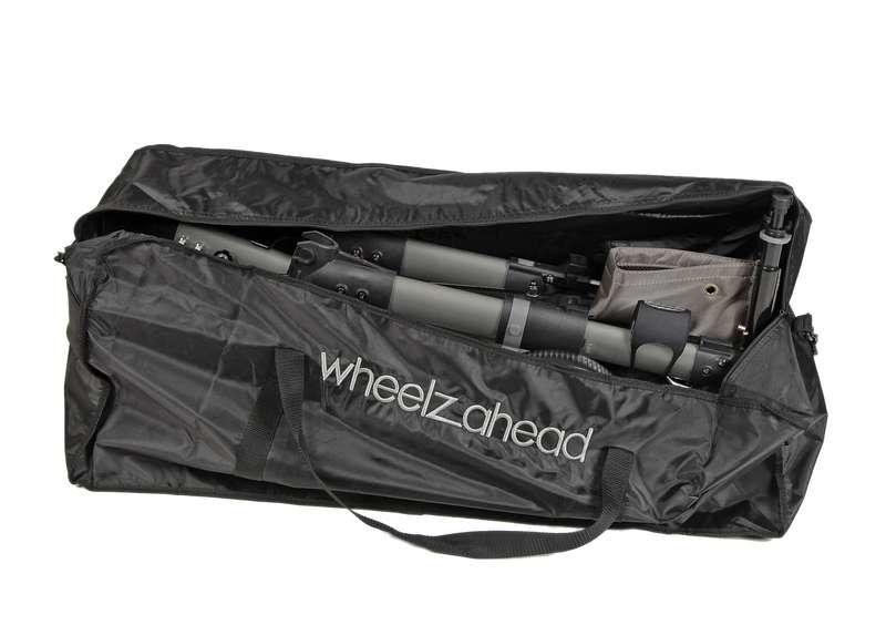 Wheelzahead Travel bag for Rollator TRACK