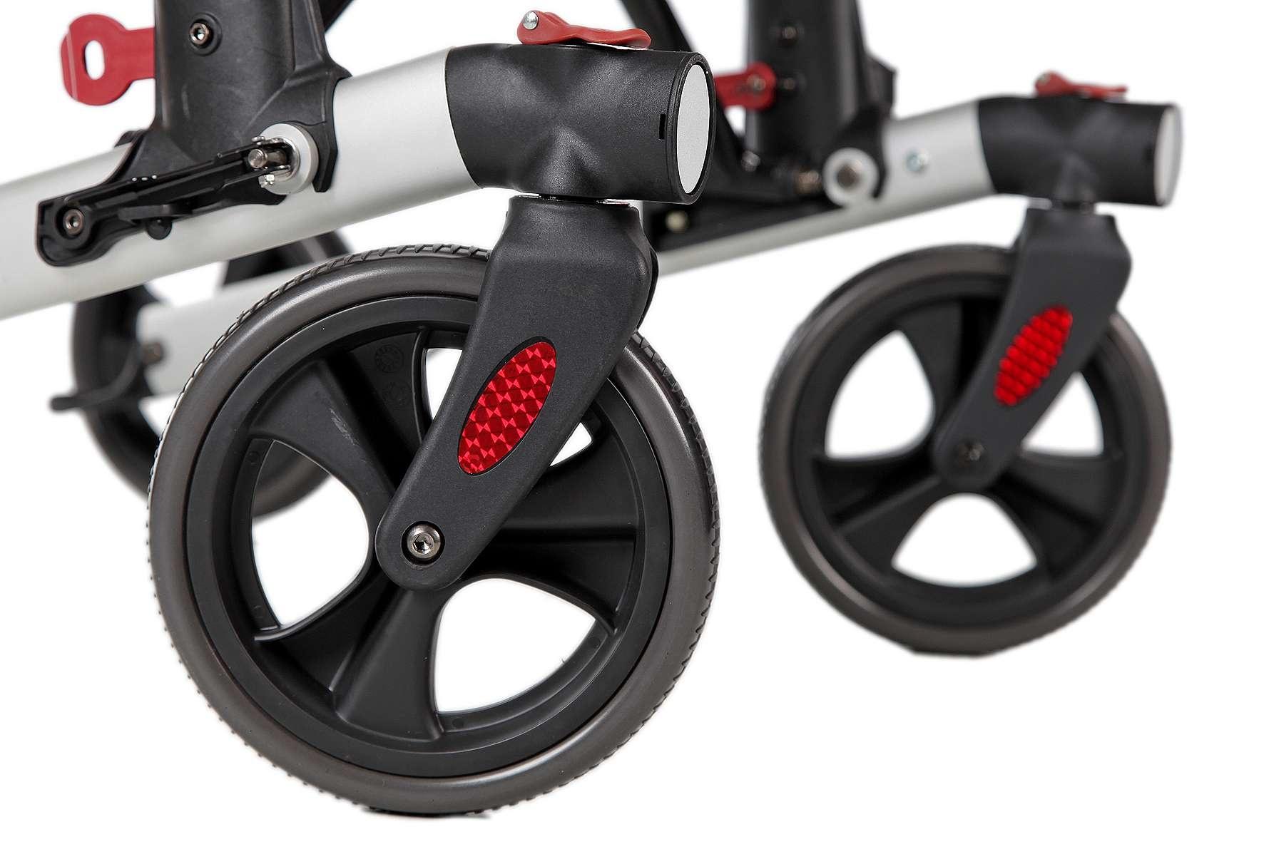 Wheelzahead Set voorwielen incl. nieuwe voorvork TRACK 3.0