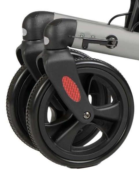 Wheelzahead Set voorwielen incl. nieuwe voorvork TRACK 4.0