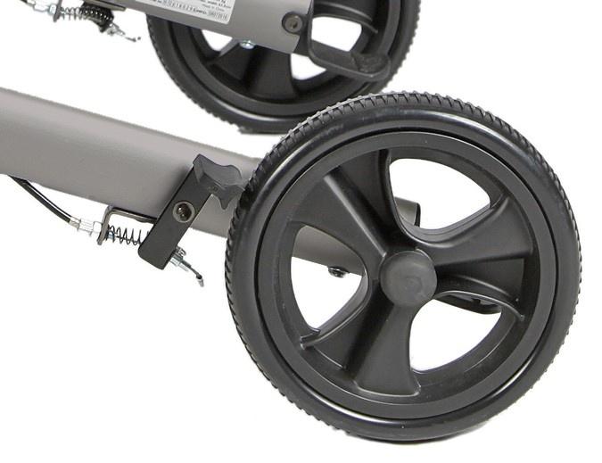 Wheelzahead Set of rear wheels including TRACK lift pedal