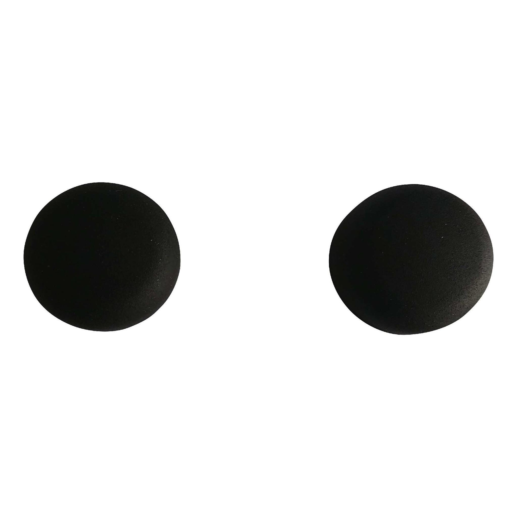 Wheelzahead Black cover caps rear wheel
